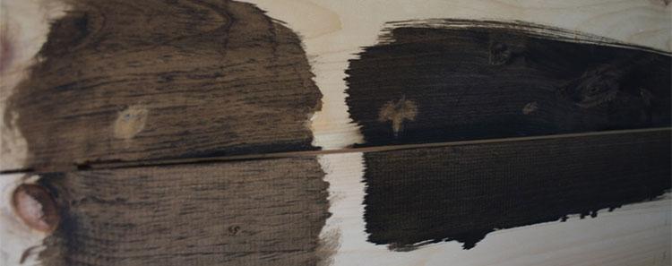 Como evitar problemas no tingimento da madeira