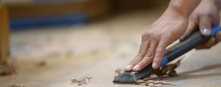 Como preparar a madeira para o acabamento